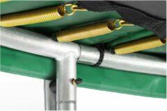 Salta Combo trampoline rond met veiligheidsnet - 183 cm - groen
