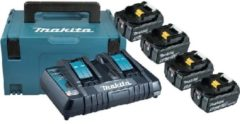 Makita 197626-8 - Power Source Kit Li 18V, 5,0Ah 197626-8
