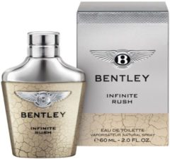 Bentley Infinite Rush 60 ml Eau De Toilette voor mannen