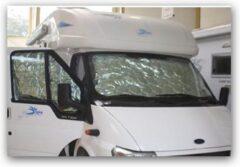 Witte Camperencaravanonderdelen Isotherm gordijn (Ford Transit 2000-2012)