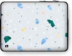 """DuckZip Laptophoes 13 inch – Macbook Sleeve 13"""" - Terrazzo N°2"""