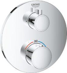 GROHE Grohtherm thermostatische inbouww douchekraan - Chroom