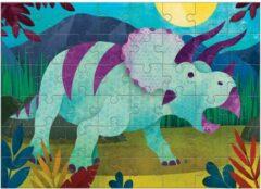 Galison Mudpuppy Mini Puzzle/Triceratops
