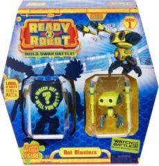 Ready2Robot speelset Bot Blasters met verrassingscapsule geel