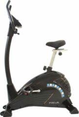 Grijze Hometrainer Fitbike Ride 5 - incl. trainingscomputer en tablethouder