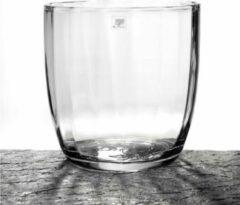 Maison Péderrey Vaas Mond geblazen glas Glas D 23 cm H 23 cm