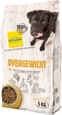 Afbeelding van Ecostyle Overgewicht - Hondenvoer - 12 kg