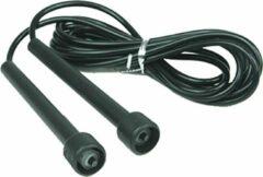 DW4Trading® Springtouw fitness boksen 2,8 mtr zwart