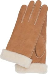 Kessler Ilvy dames handschoen leer – Honing – maat 7,5