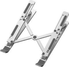 WiWU - Ergonomische Laptop standaard - Aluminium - Universeel - 11.6 tot 15.6 inch - Zilver