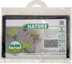 Nature Kweekfolie Sla - Groeifolie Gronddoek - 0.95x5 m Zwart Anti-Uv