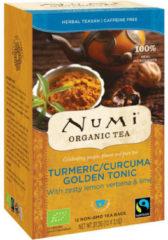 Numi Organic Tea Turmeric Tea Golden Tonic