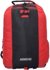 Urban Groove I Rucksack 45 cm Laptopfach American Tourister red