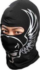 Witte Facemasks Flying Skull - Bivakmuts