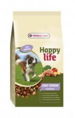 Versele-Laga Happy Life Light Senior - Kip - Hondenvoer - 15 kg