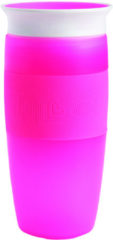 Roze Munchkin Miracle sippy cup big 414ml pink