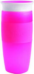 Roze Munchkin Miracle sippy Drinkbeker - 414ml - Pink