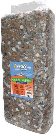 Afbeelding van Ekoo animal Bedding Ekoo Bedding Card N Card Mix Inhoud - 150 Liter