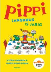 Pippi Langkous: Pippi Langkous is jarig - Astrid Lindgren