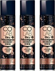 Colab Dry shampoo overnight renew - 3 pak
