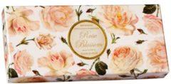 Jeanne en Provence Rose Hartseifen-Set 3 x 125g