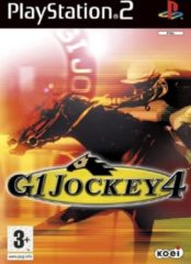 Koei G1 Jockey 4 PS2