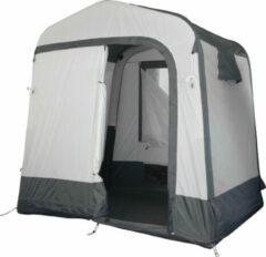 Grijze Bo-Camp Schuurtent - Large - Air - Opblaasbaar - 220x160x210 cm