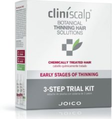 Joico - CliniScalp - 3 Step Trial Kit for Early Stages - Chemically Treated Hair - 250 ml