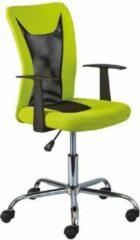Interlink SAS Bureaustoel Donny - groen