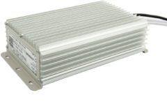 Grijze Groenovatie Groenvoatie LED Transformator 12V - Max. 200 Watt - Waterdicht IP67