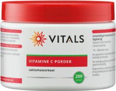 Vitals Vitamine C Poeder Calciumascorbaat Trio (3x200g)