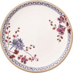Paarse Villeroy & Boch Artesano Provencal Lavendel Dinerbord floral 27cm