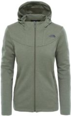 The North Face Slacker Hc - Kapuzenjacke für Damen - Grün