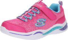 Skechers Power Petals meisjes sneaker met lichtjes - Roze - Maat 31