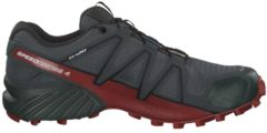 Trailrunningschuhe Speedcross 4 CS 398434 Salomon Urban Chic/RED OCHRE/Tangelo