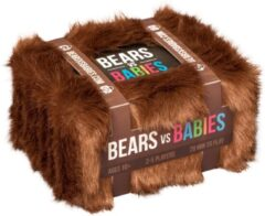 Exploding Kittens Bears vs Babies - Engelstalig Kaartspel
