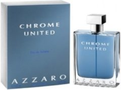 Azzaro - Chrome United Eau De Toilette - 200 ml
