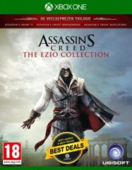 Ubisoft Assassins Creed - The Ezio Collection - Xbox One