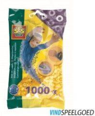 SES Creative 00701 kunst- & knutselset voor kinderen Kids' bead set 1000 stuk(s)