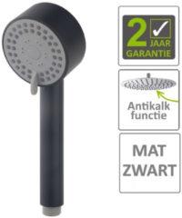 Boss & Wessing AQS Handdouche Codos Verstelbaar 23.3x8.1 cm Mat Zwart