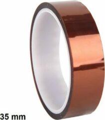 Goudkleurige MTB Cycling 35mm Tubeless velglint tape - 30meter op rol - geschikt voor 26/27,5/28/29+ inch
