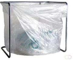 Afvalzakhouder voor pallets | Knapzak 1400 liter