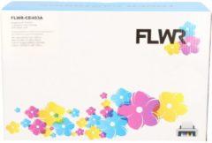 FLWR - Toner / 507A / Magenta - geschikt voor HP
