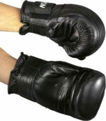 Zwarte KWON Zakhandschoenen voor op de bokszak