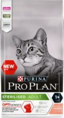 Pro Plan Kat Sterilised Adult 1+ - Rijk aan Zalm - Kattenvoer - 1,5 kg