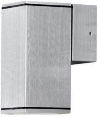 Konstsmide Monza 7908-310 Buitenlamp (wand) Energielabel: Afhankelijk van de lamp Halogeen GU10 35 W Aluminium