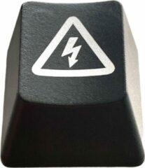 JBT Global Zwart Keycap Elektrisch Logo voor Mechanisch Toetsenbord- Esc Keycaps | Black Keycap Electric Logo for Mechanic Keyboard - Esc Keycaps