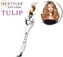 Witte InStyler Tulip - Krultang - Automatische haarkruller