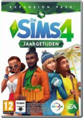 Electronic Arts The Sims 4 Jaargetijden - Expansion Pack - Windows + MAC - Code in box