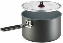 MSR - Ceramic 2.5L Pot - Pan maat 2,5 l, grijs/zwart